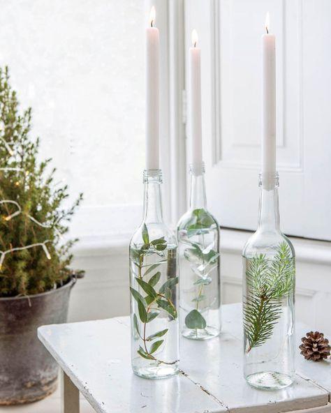 In 10 Schritten zum Weihnachtsfest im skandinavischen Stil. Hier lest ihr, wie ihr euch auf die Festtage einstimmt und euer Zuhause im Skandi-Stil dekoriert. #zuhausediy