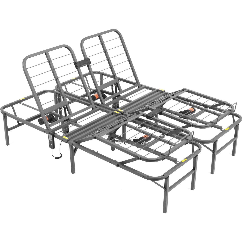 Electric Adjustable Bed Frame Motorhome Pinterest Adjustable