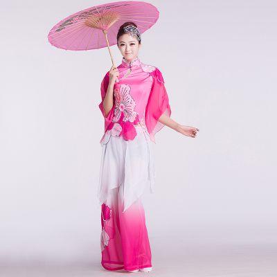 79be57a90 2014 new classical dance fan dance costumes Zhaohuaxishi umbrella ...
