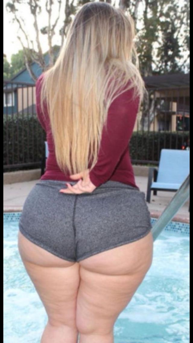 Sexy Fat Ass