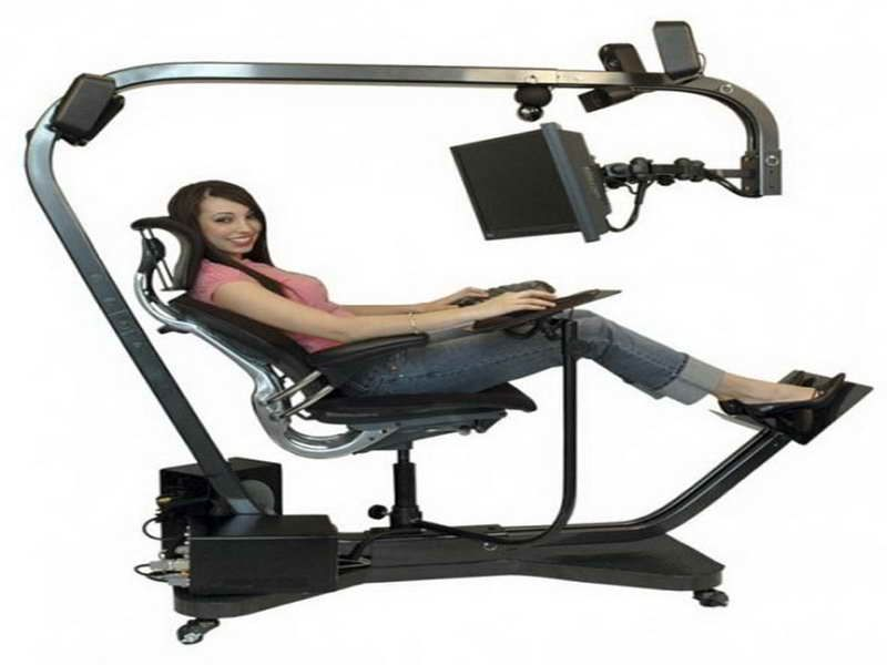 Gaming Computer Chair With Wheels Equipped Enthralling Desk Modern Design