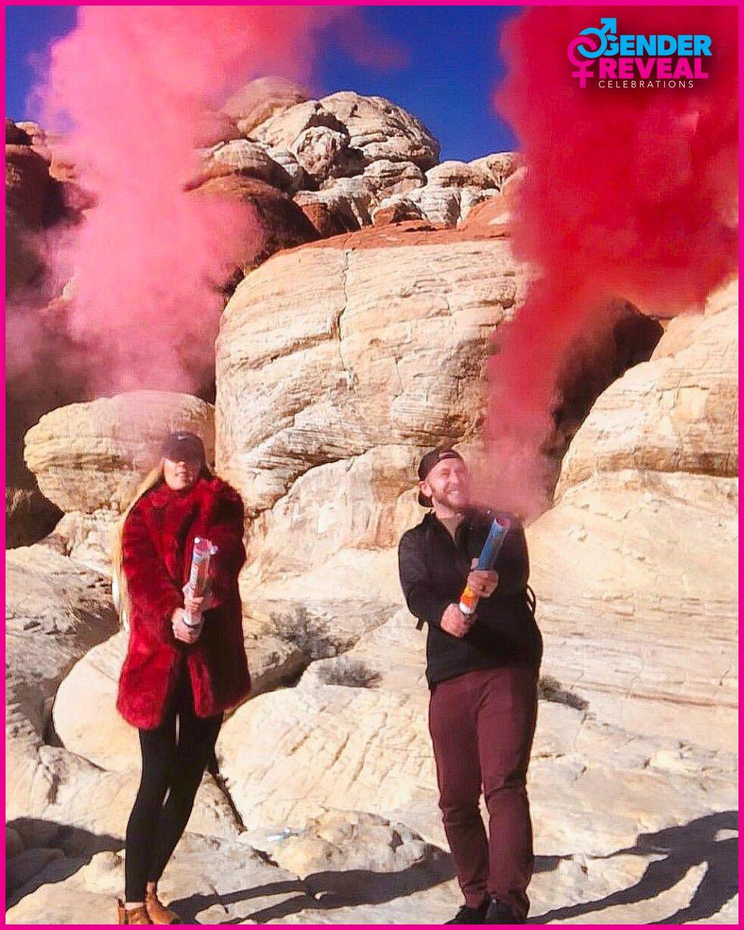Gender Reveal Powder Cannons Gender Reveal Confetti Gender Reveal Gender Reveal Powder Bomb