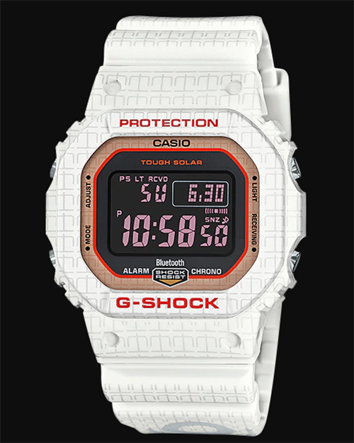Gw B5600sgz 7 đồng Hồ Casio G Shock Nam Day Nhựa Mặt Vuong Phien Bản Giới Hạn G Shock đồng Hồ Mắt