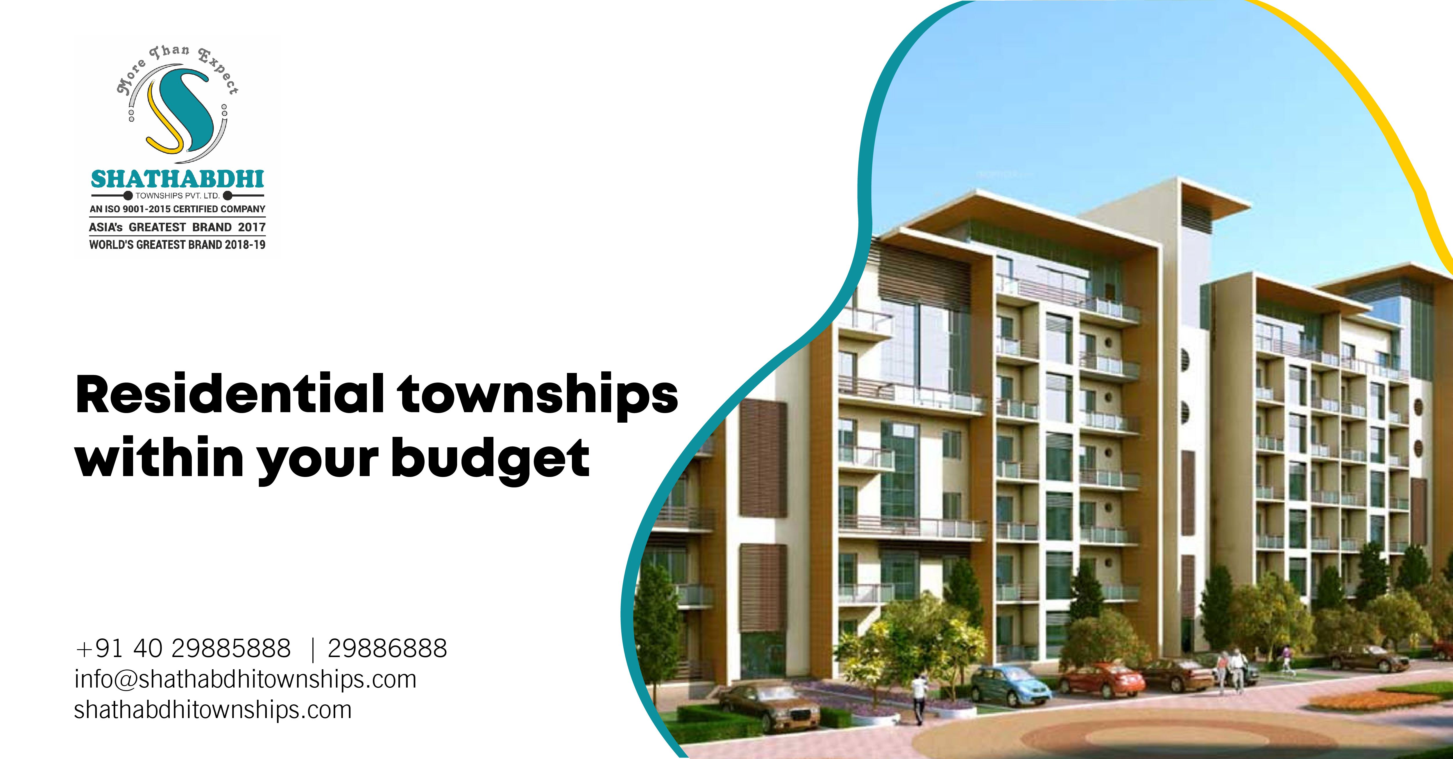 Best Real Estate Company In Hyderabad Shathabdhi Townships Pvt Ltd Top Real Estate Companies Real Estate Companies Plots For Sale