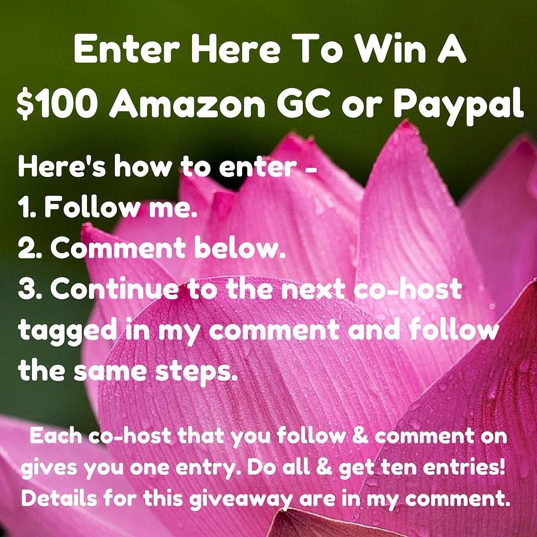 Instagram loop win a 100 amazon gc or paypal cash ends
