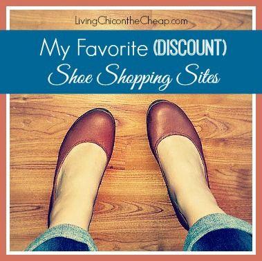 My Favorite (Discount) Shoe Shopping