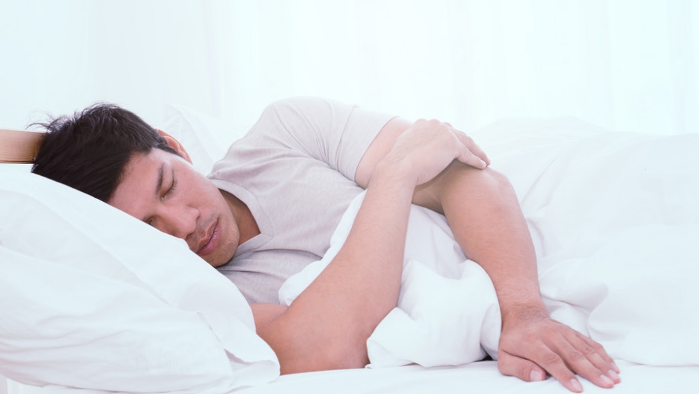 The best sleep position for feeling good the next day