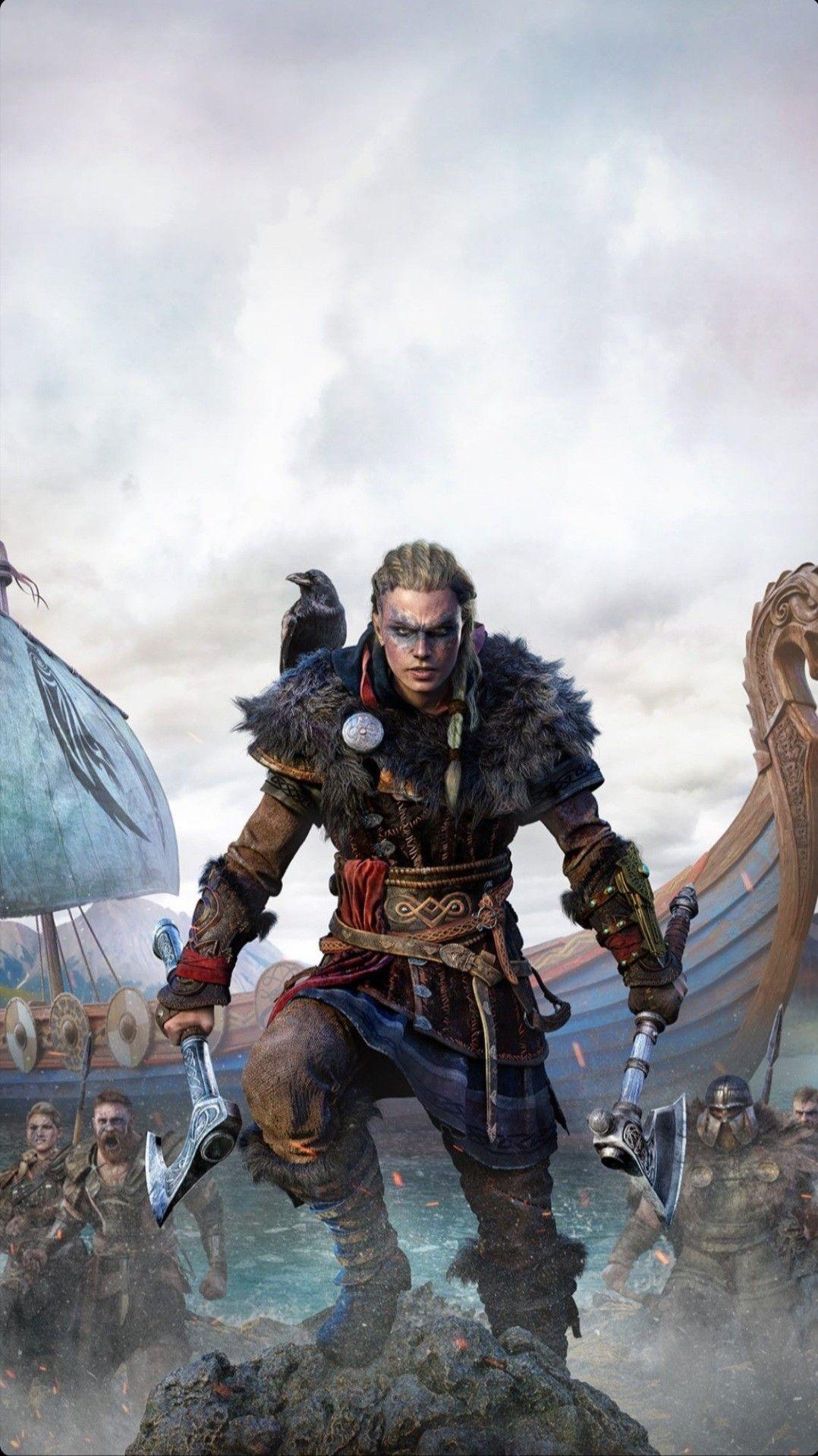 Assassin S Creed Valhalla Eivor In 2020 Assassins Creed Artwork Assassin S Creed Assassins Creed