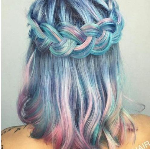 14 Regenbogen Ombre Haar Farben Neue Besten Frisur Haarfarben Ombre Haare Farben Haare Farben Ideen