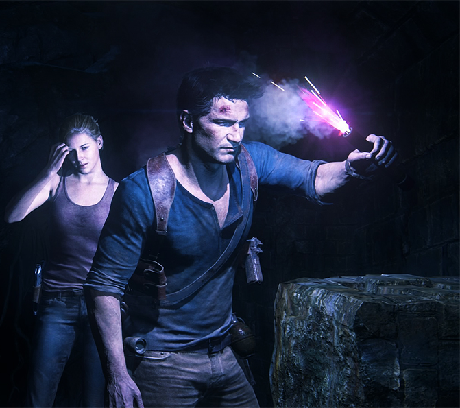 Uncharted 4 Nate And Elena Uncharted A Thief S End Uncharted Sam Drake
