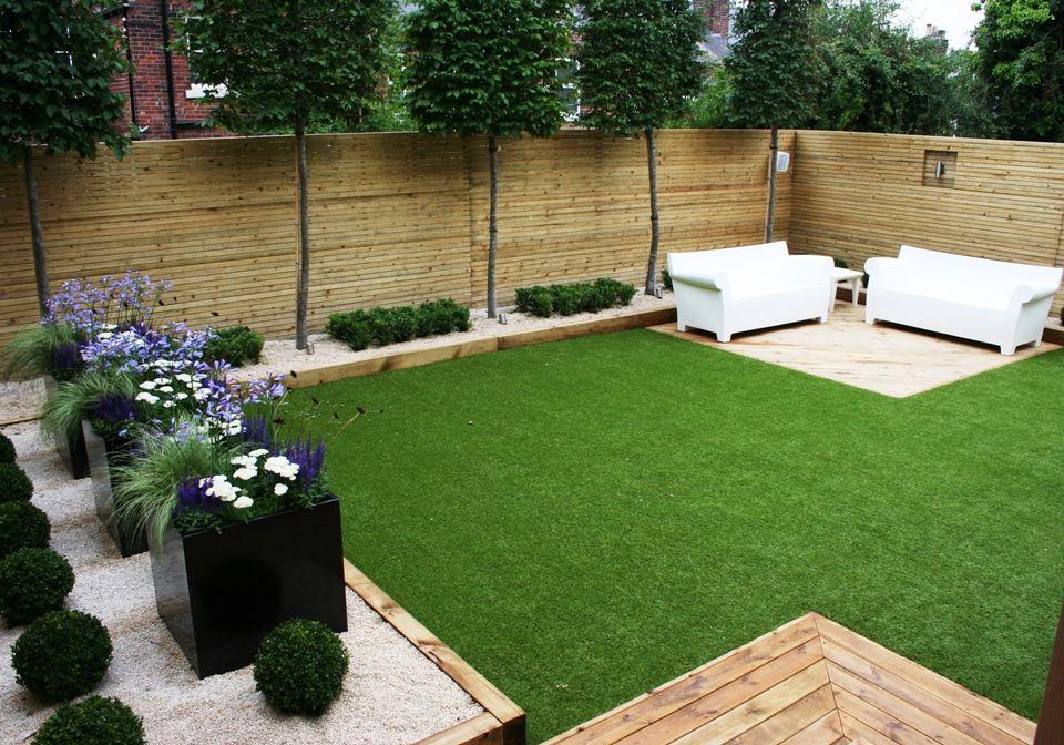 Chelsea Garden In Yorkshire Inspired Gardens Garden Design Layout Small Garden Design Back Garden Design