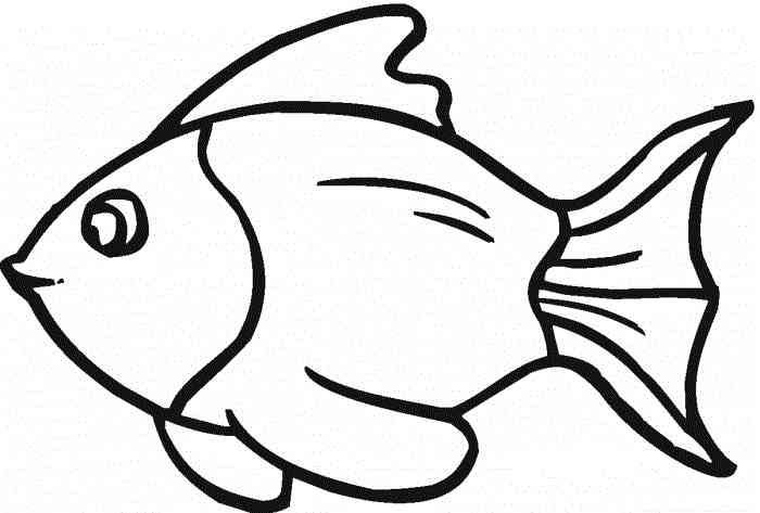 Peces Para Colorear Fish Coloring Page Fish Printables Fish Clipart