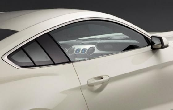 The 50 Year Limited Edition 2015 Ford Mustang Gt Debuts In New