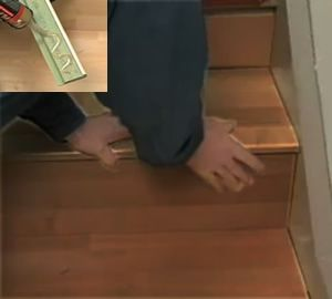 Cork Stairs Stair Installation Flooring