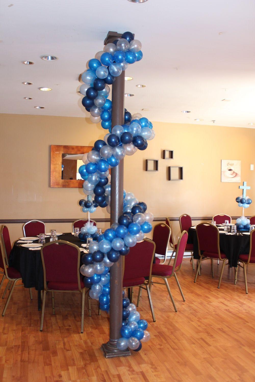 Dance Floor, Ceiling decor & Balloon Walls — Elegant
