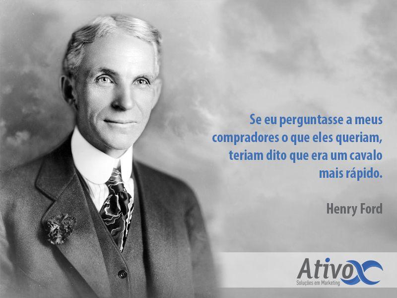 Bom Dia Pessoal! Sábado é dia de Henry Ford na nossa Frase do Dia.   Tenham um Ótimo Final de Semana!    #AtivoxSoluçõesEmMarketing #Marketing  http://bit.ly/2hnnyfI