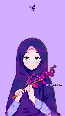 List Of Great Anime Wallpaper Iphone Quotes 009 Wallpaper Dark Gambar Kartun Muslim Muslima In 2020 Anime Muslim Anime Wallpaper Iphone Cartoon Wallpaper Iphone