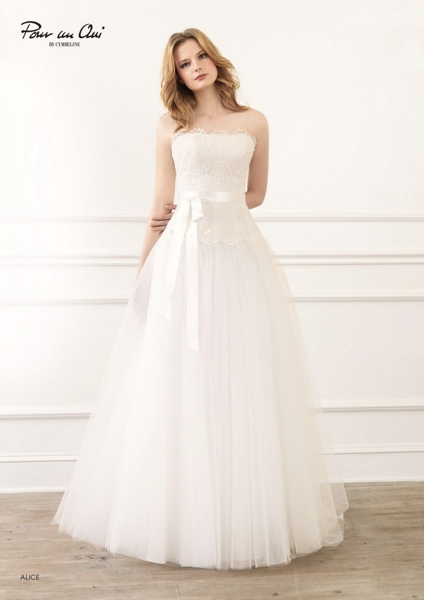2644ab0c Suknia Ślubna Cymbeline Alice 1 | Wesele | Pinterest