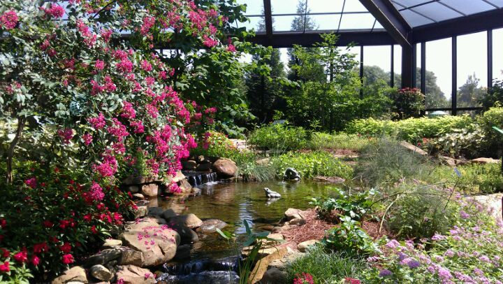 Green huntsville botanical gardens - CARSPART