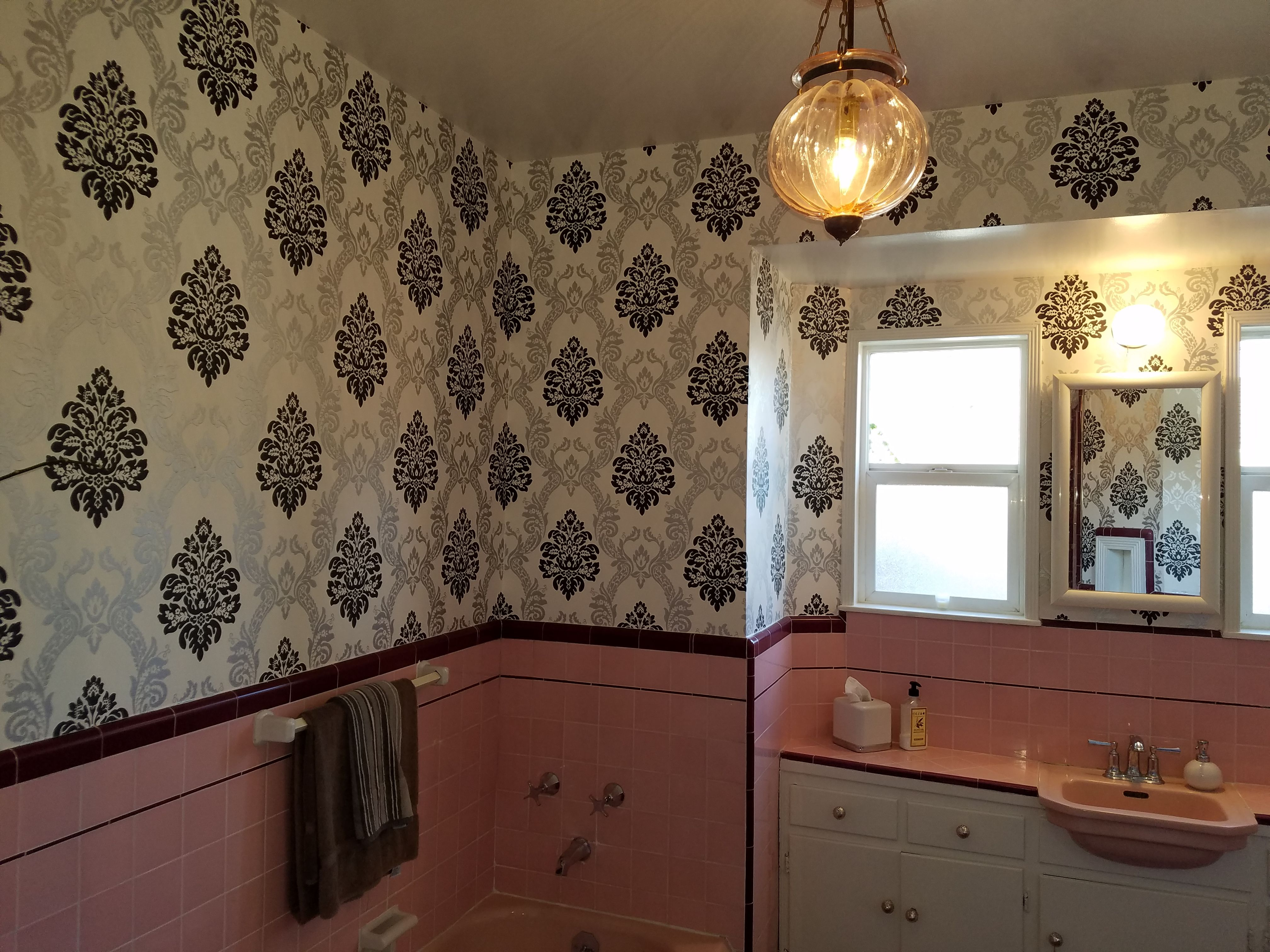 Call us for your next wallpaper installation eyecandy