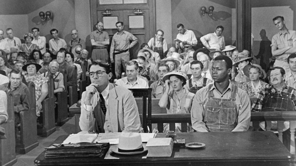 To Kill a Mocking Bird. How great is Gregory Peck? To