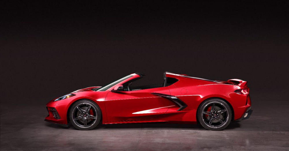 Moving the Corvette's engine could finally earn a classic car the credit it dese…