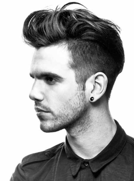 Superb 1000 Images About Hairstyles For Men On Pinterest Modern Hairstyles For Men Maxibearus