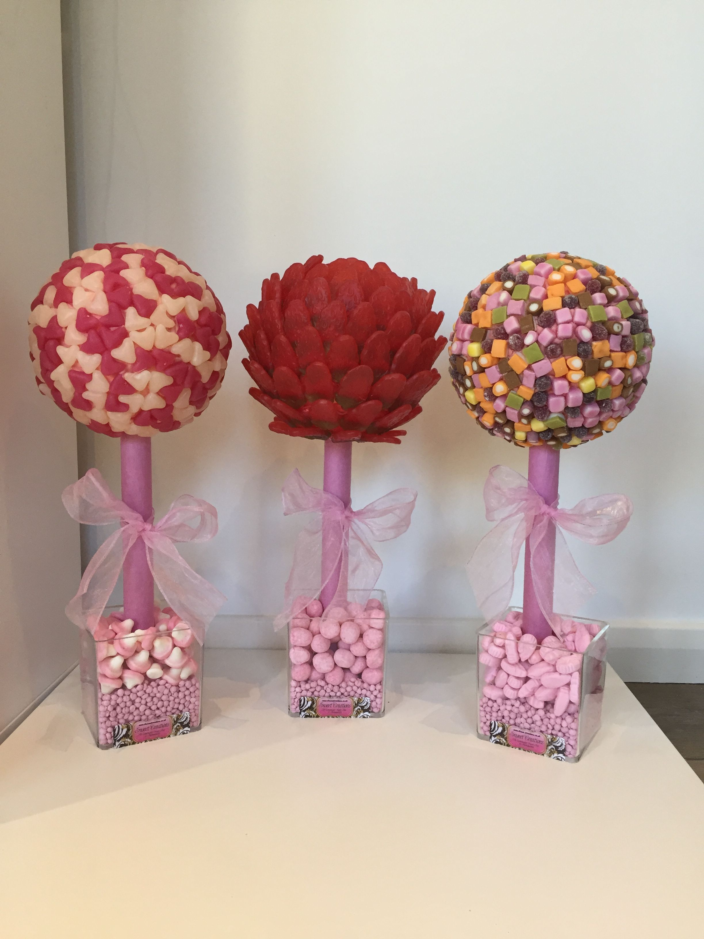 sweet trees by Sweet Creations http://www.thesweetcreations.co.uk/