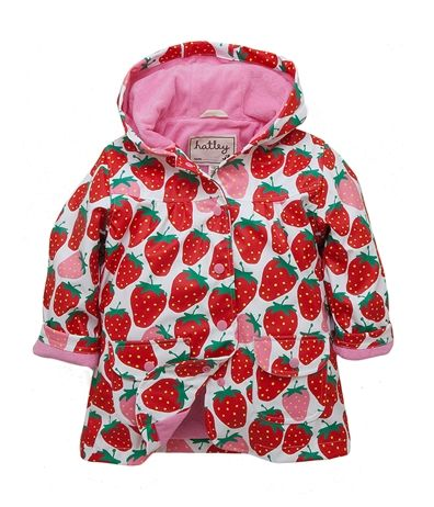 Sammi's new jacket for WA: Hatley Summer Strawberries Girls ...