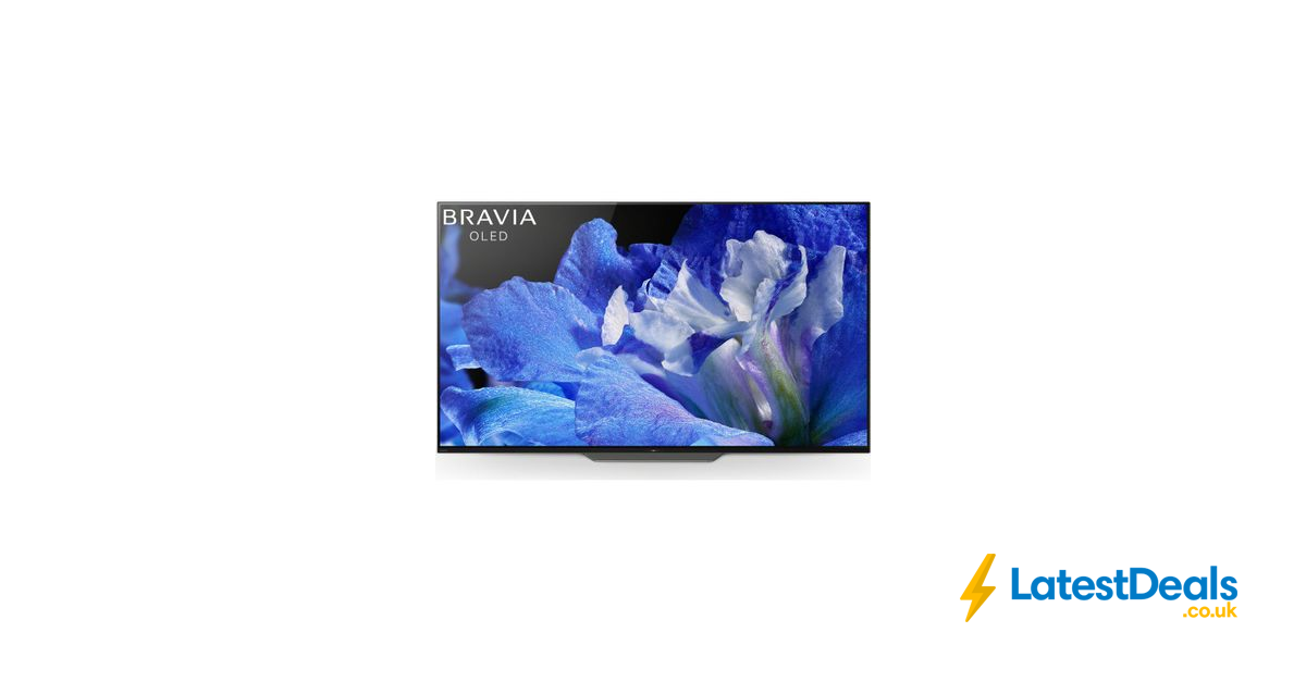 Black Friday Price Now Sony Bravia 55 Smart Ultra Hd Hdr Oled 4k Tv 1 899 At Currys Pc World Oled 4k Tv 4k Tv Black Friday Prices