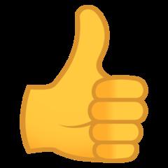 Thumbs Up Sign Emoji Thumbs Up Sign Thumbs Up Emoji