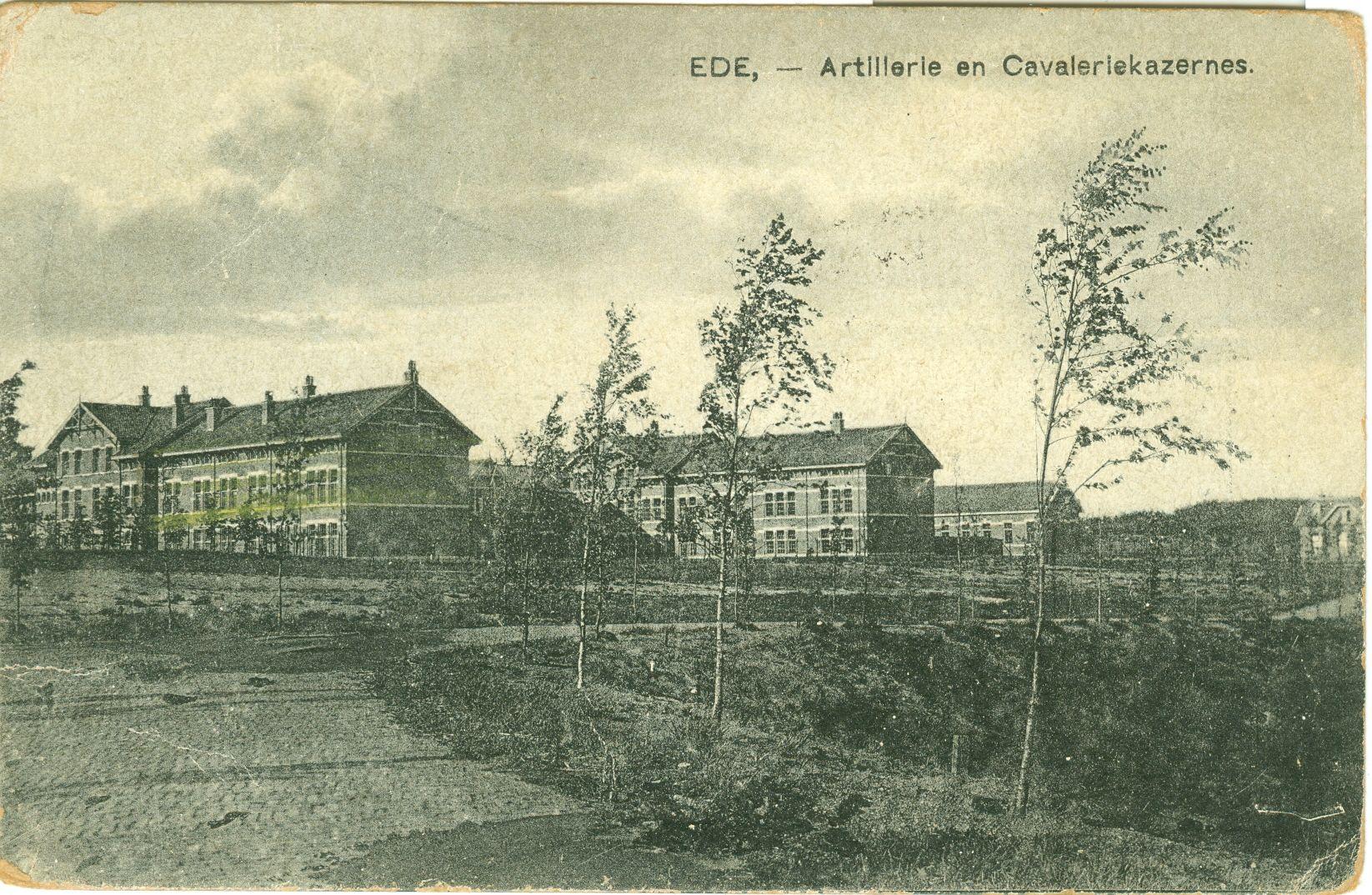 Artillerie en Cavalerie Kazernes Ede