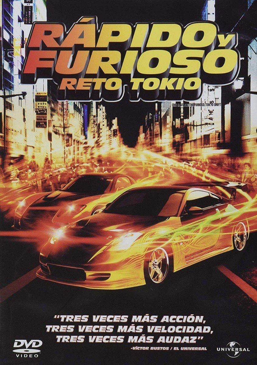 Rapido Y Furioso 3 Mega Latino 720p Fast And Furious Drift Movie The Furious