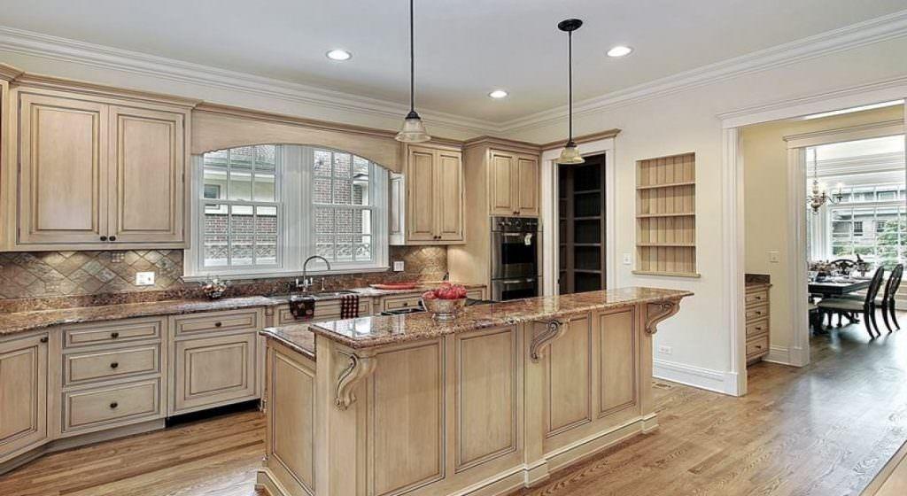 Distressed Kitchen Cabinets Design#cabinets #design # ...
