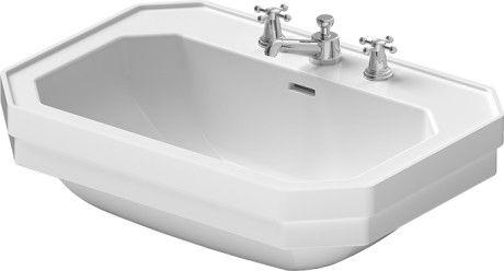 1930 Series Washbasin #043870 | Duravit
