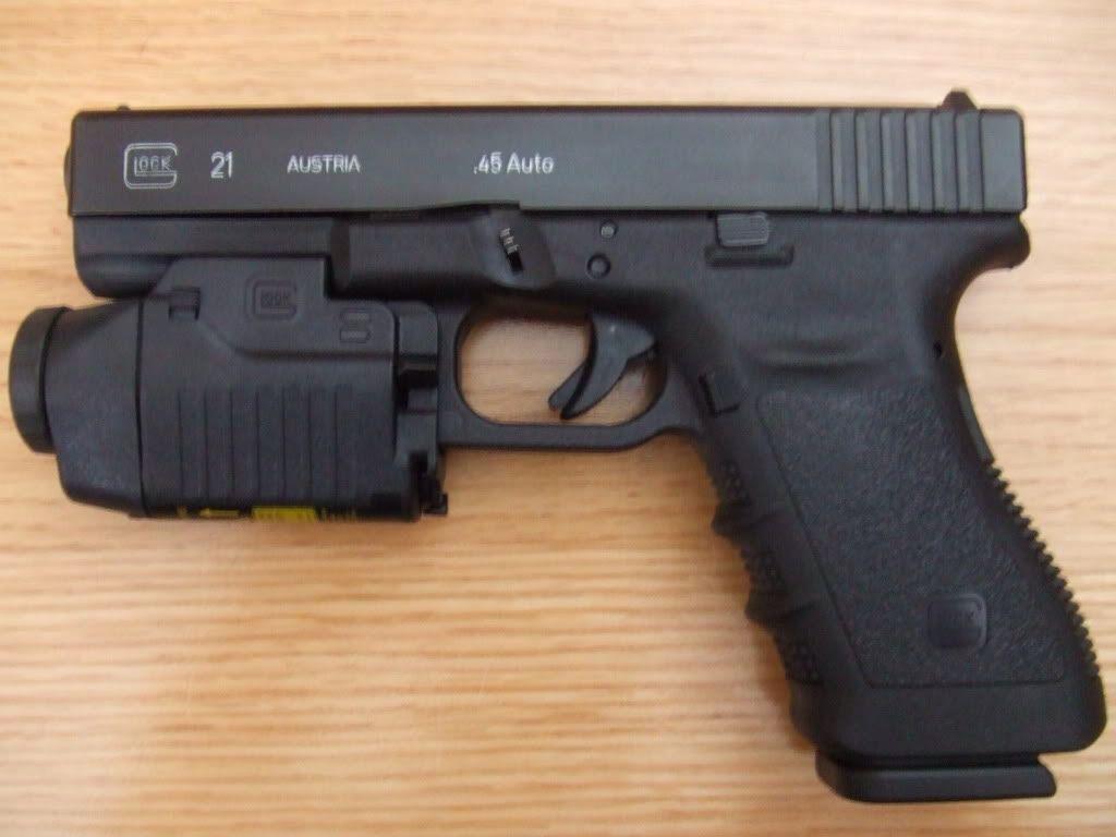 Glock .45