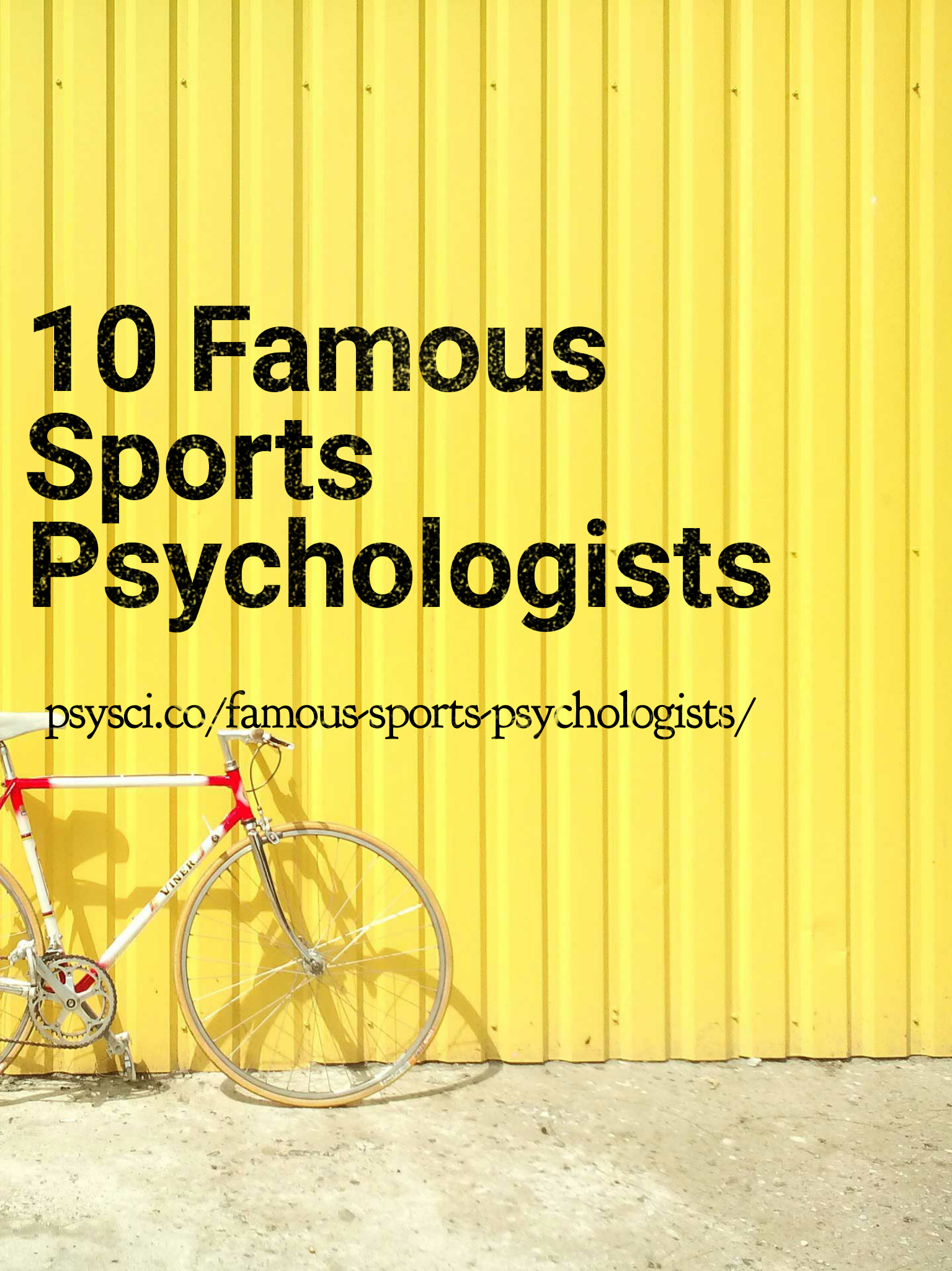 Famous Sports Psychologists And Their Contributions