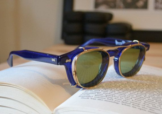 clip on ray ban clubmaster
