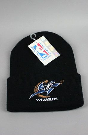 1ae52c48d The Washington Wizards Beanie in Black