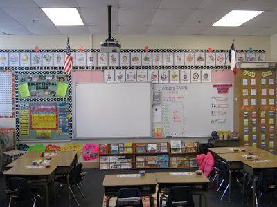 Elementary Organization classroom Organized Classroom/Decor