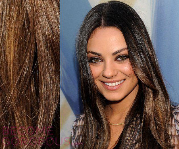 This Handy Chart Makes Choosing A Hair Color So Easy Olive Skin Hair Brown Hair Olive Skin Brown Hair Chart