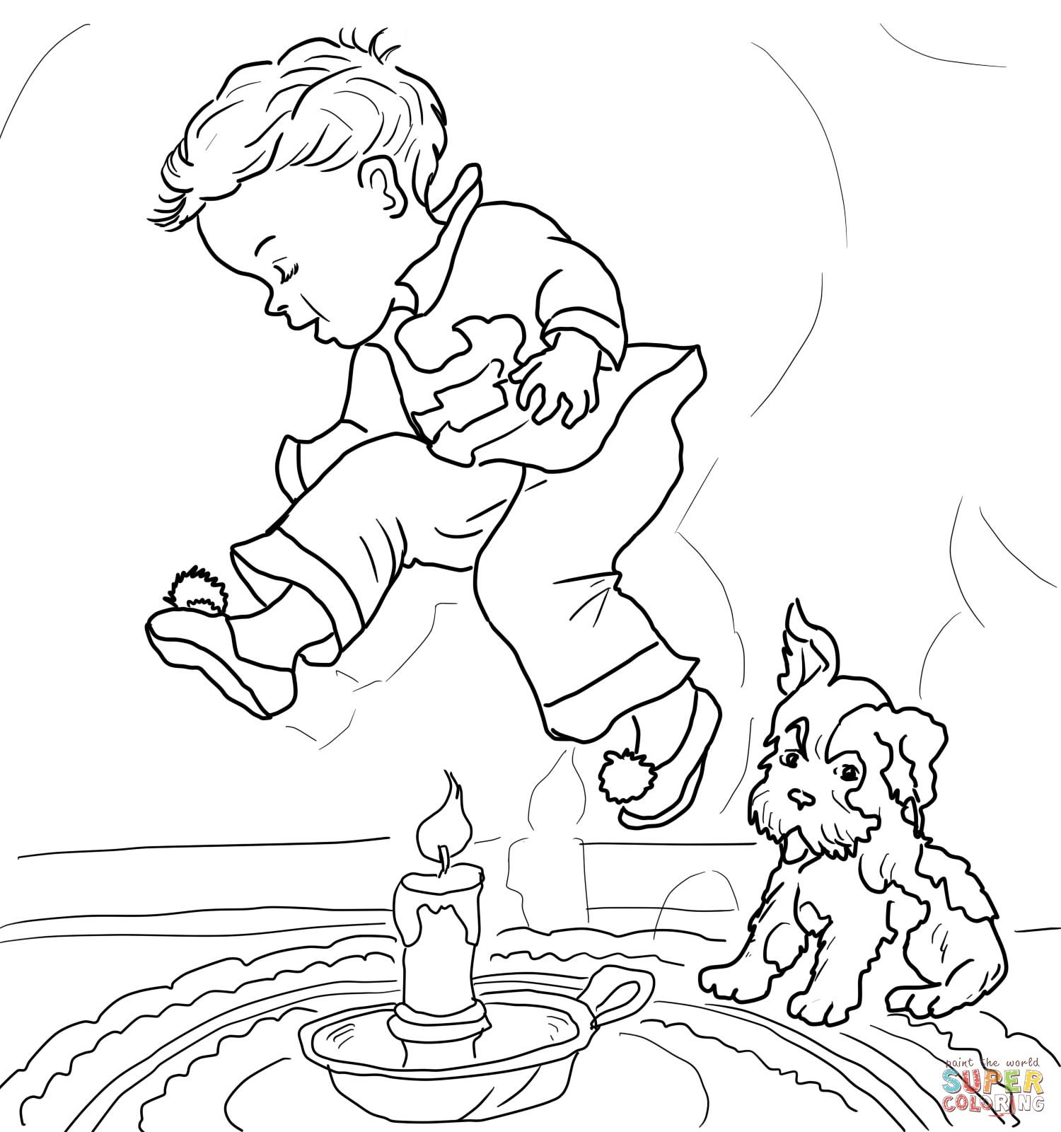 mother goose coloring pages free - Google Search  Coloring pages