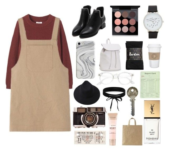 """""""The Girl Who Was Different And Adventurous"""" by anam53046 ❤ liked on Polyvore featuring Toast, Aéropostale, Boden, Recover, Boohoo, Maybelline, ALDO, MAC Cosmetics, Yves Saint Laurent and WALL"""