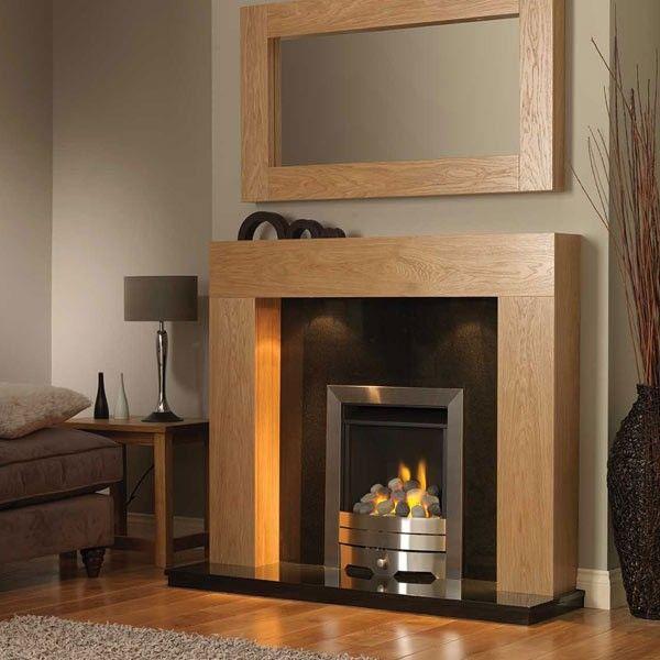 Urban Oak Fire Surround Collection Oak Fire Surround Fireplace