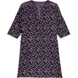 Photo of Damen Ready to Wear – Golden Plumetis Strandkleid für Damen – Cover Up – Farelia – Blau – Xs – Vileb