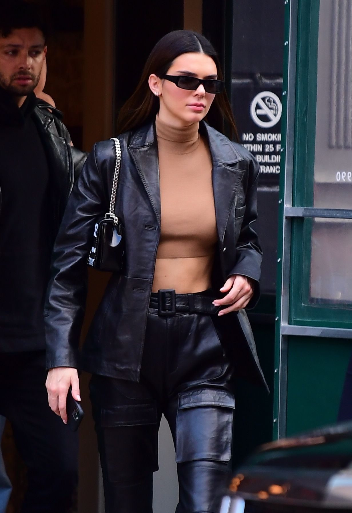 February 8 2020 New York Kendall Jenner Outfits Kendall Jenner Street Style Fashion [ 1794 x 1231 Pixel ]