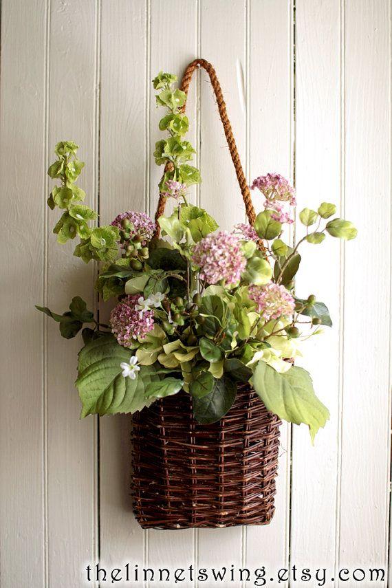 31+ Front door flower arrangements trends