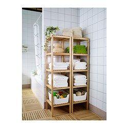MOLGER Hylly - koivu - IKEA