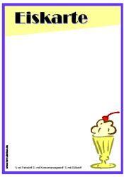 Speisekarte Eiskarte Gastronomie Hier Downloaden Eiskarte Speisekarte Karten
