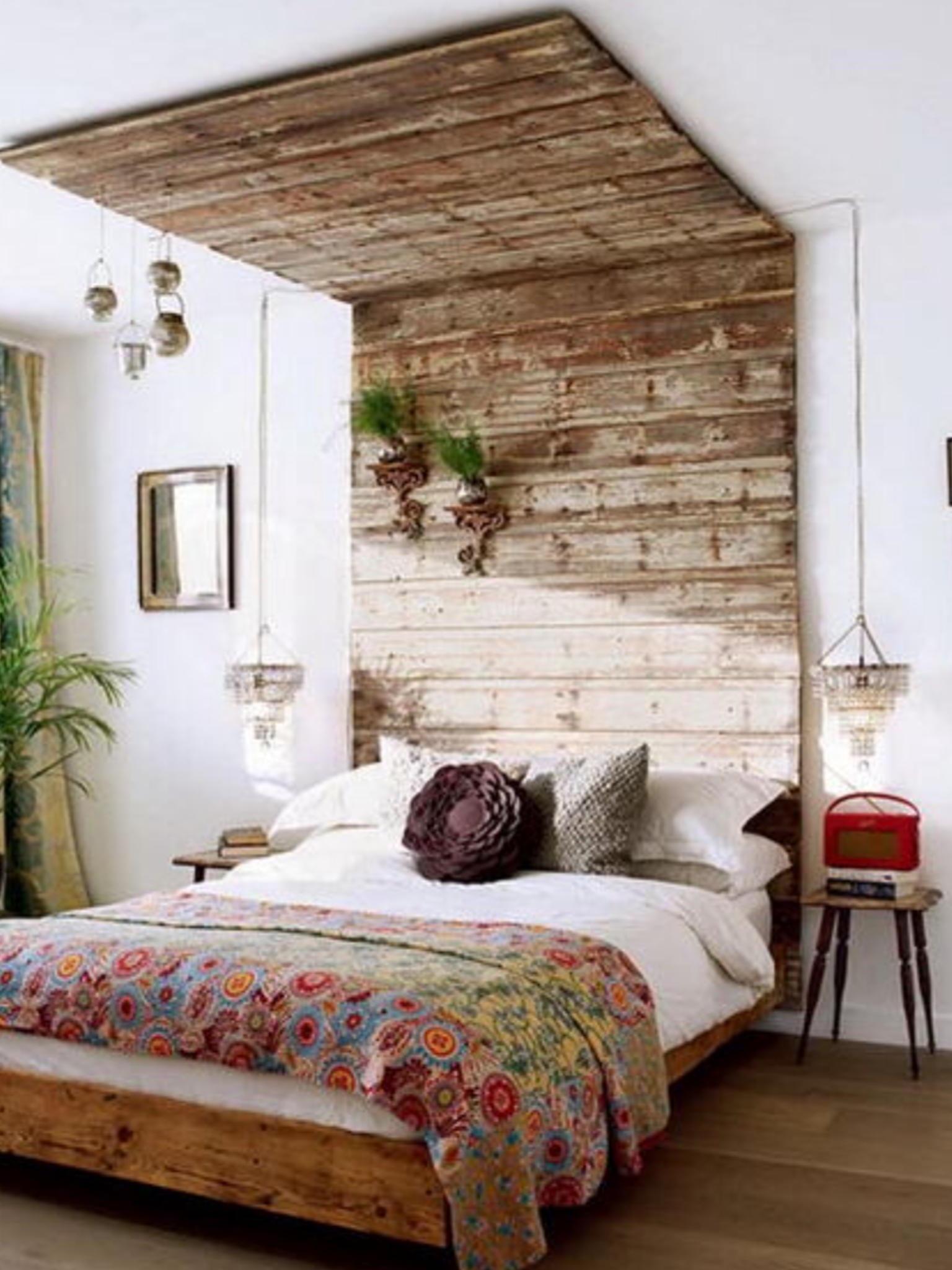 love this feature wall headboard home bedroom bedroom d cor rh pinterest co uk
